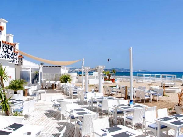 White Eivissa Beach Club – Ibiza Guide Map