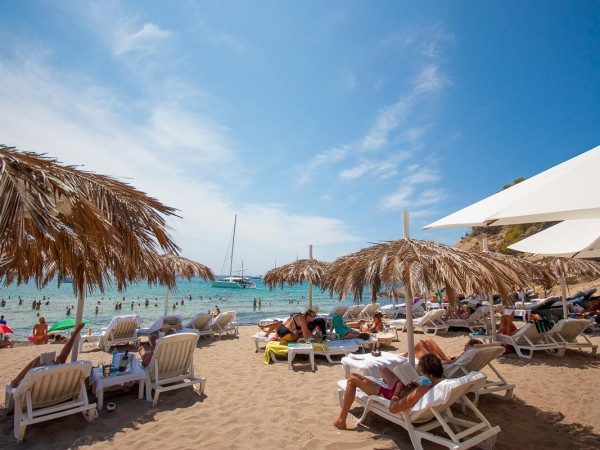 (Español) Tropicana Beach Club – Ibiza Guide Map