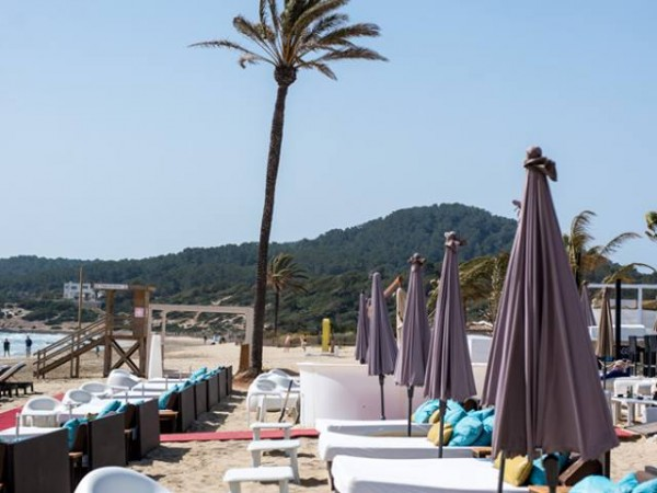 Nassau Beach Club – Ibiza Guide Map