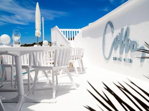 (Español) Cotton Beach Club – Ibiza Guide Map