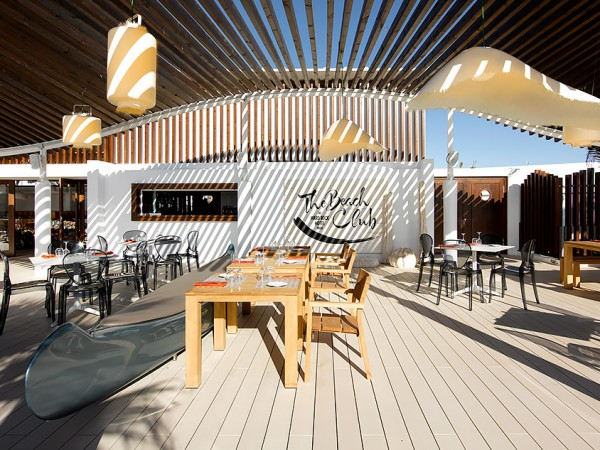 (Español) The Beach Club at Hard Rock Hotel – Ibiza Guide Map