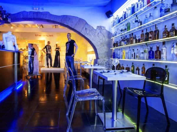 The a-list Café & Port Loungue – Ibiza Guide Map