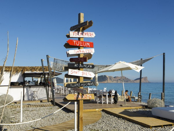 (Español) Soul Beach Café – Ibiza Guide Map