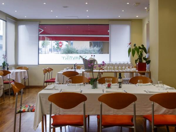 S´Ametller Restaurant – Ibiza Guide Map