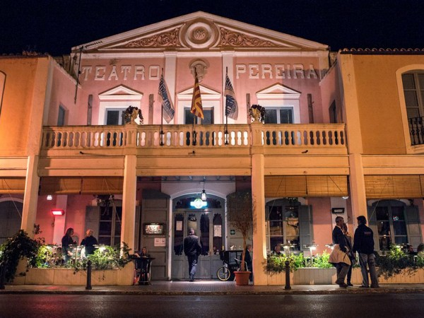 Teatro Pereyra – Ibiza Guide Map