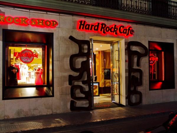 (Español) Hard Rock Cafe Ibiza Shop – Ibiza Guide Map