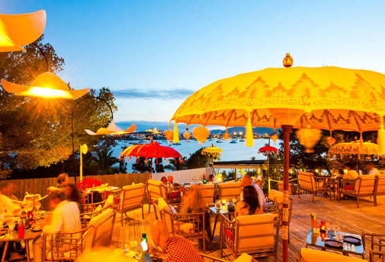 Ginger – Ibiza Guide Map