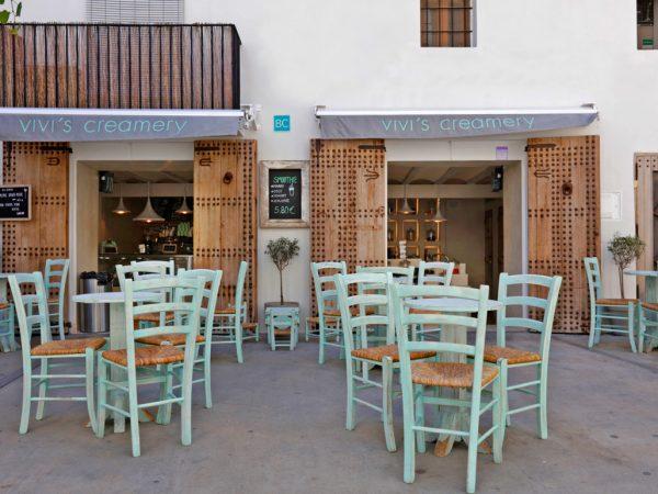 (Español) Vivi's Creamery – Ibiza Guide Map